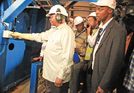 Ressano Garcia power plant increases energy supply in Maputo