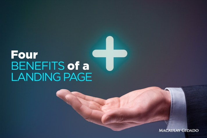 Why You Need a Landing Page for Your Business - Macaulay Gidado