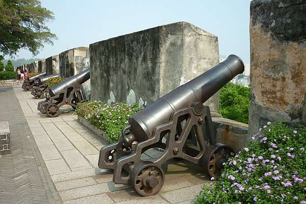 Image result for mount fortress macau