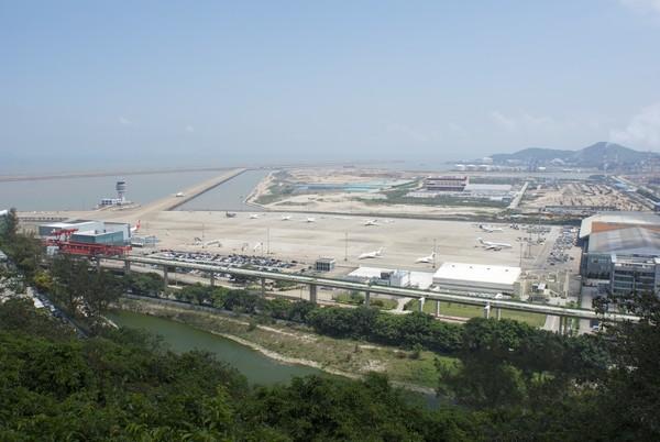 Macau airport master plan update is ready, said aviation chief