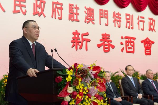 Chui Sai On says 'more risks & hidden troubles' lie ahead for Macau