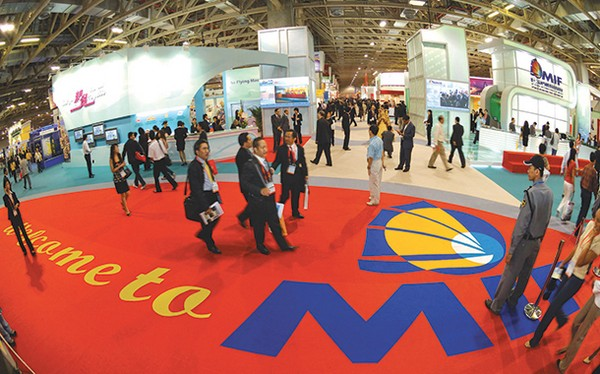 Macau wants to attract more conventions and exhibitions from the Asia-Pacific region
