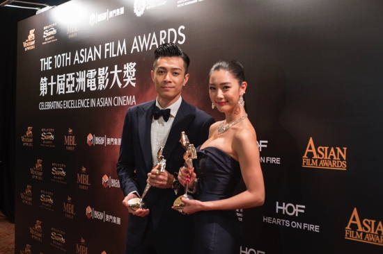 Asian film awards to be held this Thursday night in Macau