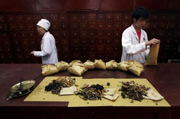 Traditional medicine pact with WHO to cost 24 million patacas