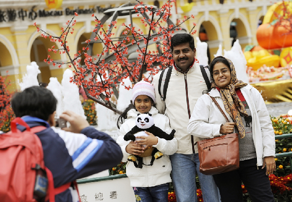 Pacific Asia Travel Association urges Macau to 'go after India'