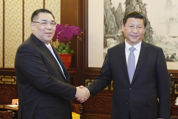 Xi calls for Macau's 'consistent development'
