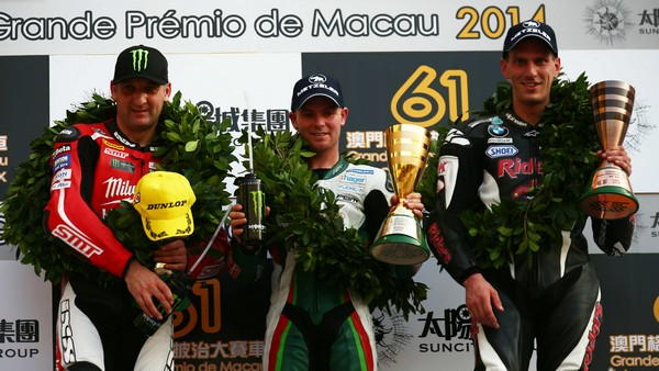 Stuart Easton storms to victory on return to Macau Motorcycle Grand Prix