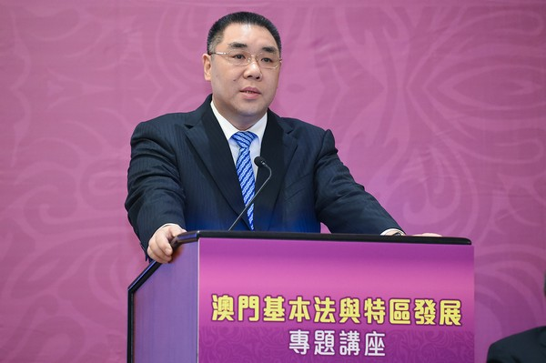 Chui vows to boost of understanding of 'One Country, Two Systems'