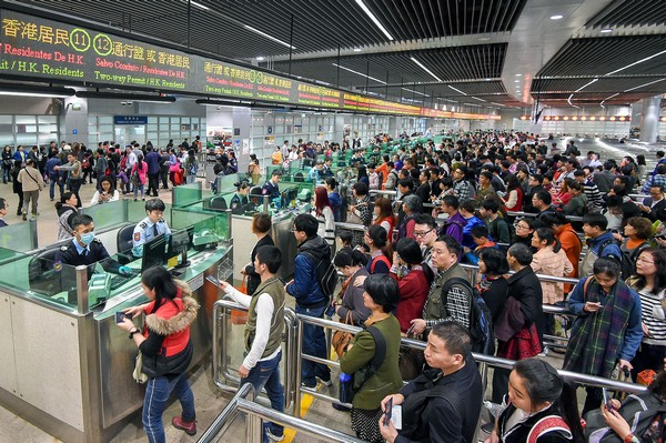 Macau government wants to limit the number of tourists arriving from China