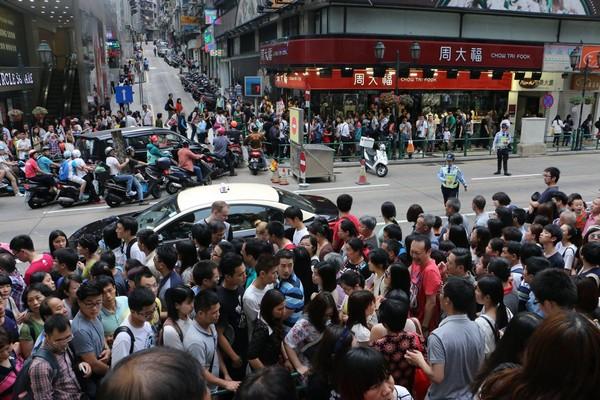 Fewer mainlanders visited Macau during Easter/Ching Ming