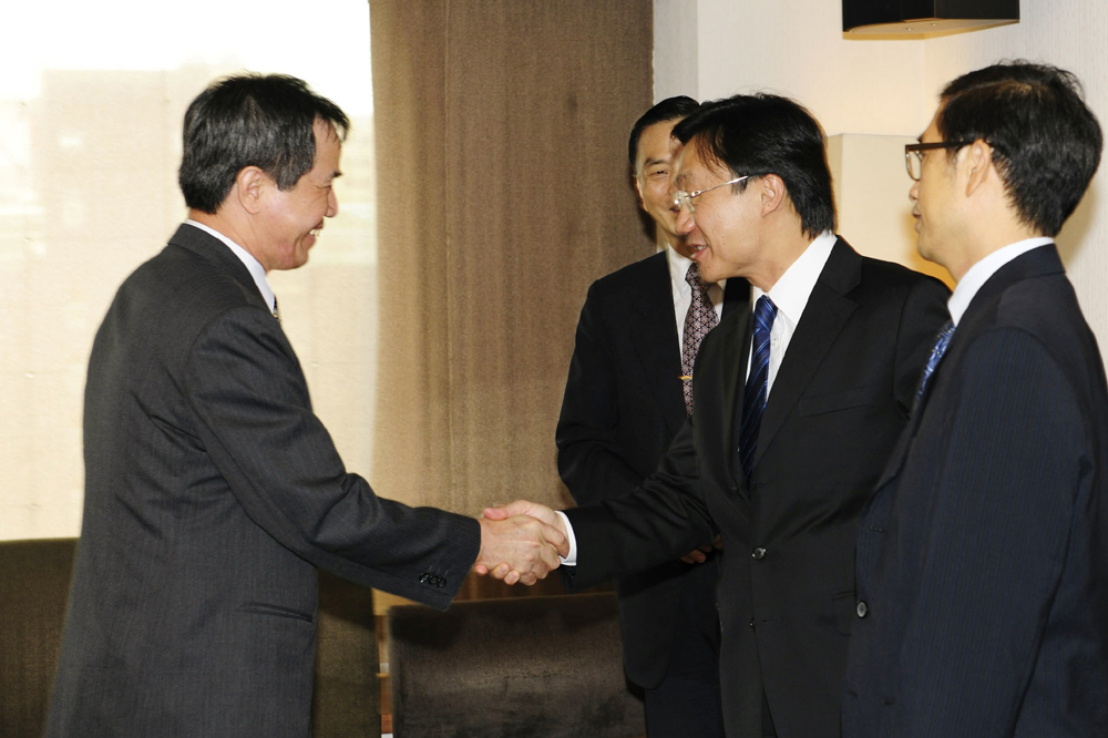 Taiwan official welcomes Macau plan to open office in Taipei