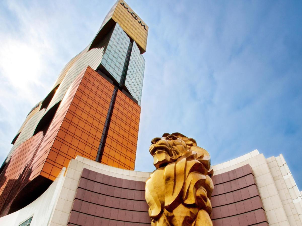 MGM China revenue drops in Macau 25 per centin Q1