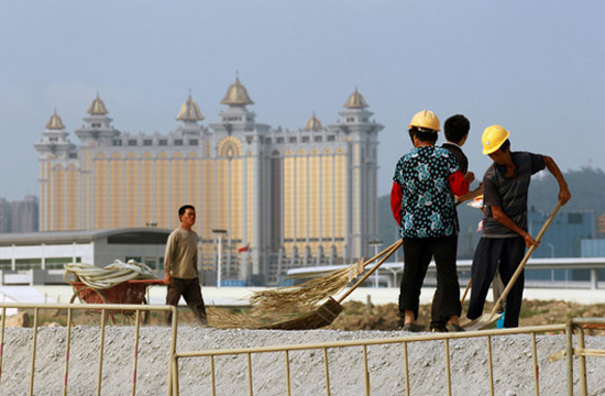 Macau jobless rate stays at 1.9 per cent