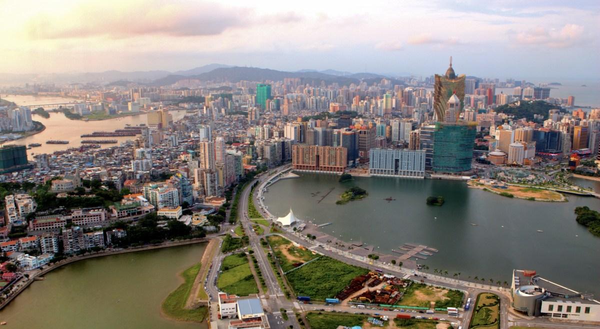 Macau's GDP to drop 4.7% this year