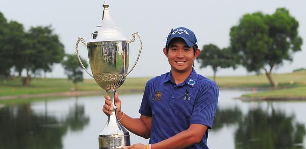 Thailand's Pavit wins Macau Open in playoff