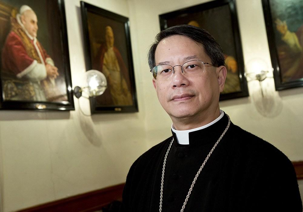 D. Stephen Lee Bun-sang