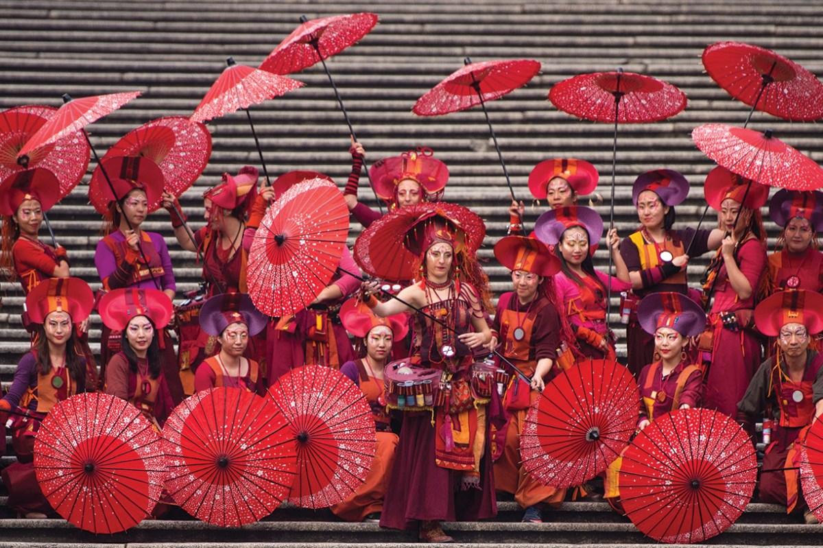 Parade Through Macau: An exotic local affair
