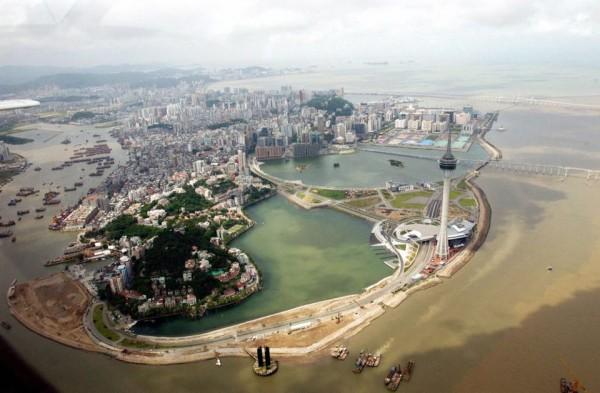 Macau's GDP 2017