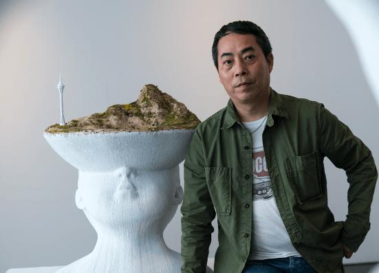 James Wong represents Macau at Venice Biennale