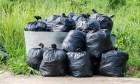 baby found in rubbish pile Macau