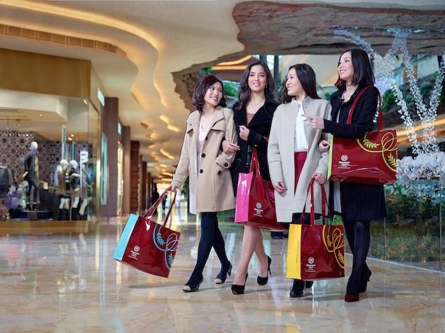Macau 1Q retail sales rise 12 percent to MOP 16.6 billion