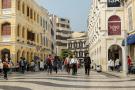 Macau's visitors April 2017