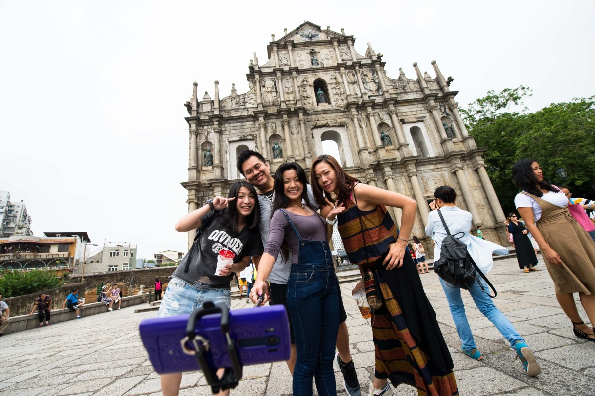 Macau receives more than 13 million visitors from January to May
