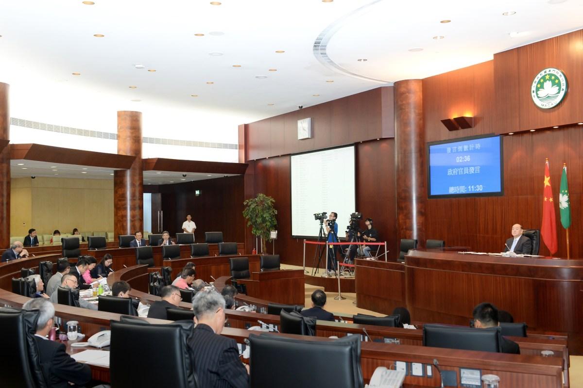 Legislature's work more 'mature' & 'healthy'