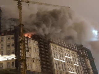 Grand Lisboa Palace fire