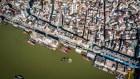 Macau inner harbour