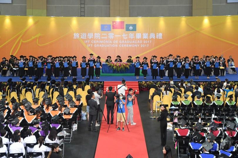 Macau IFT postgraduate programmes