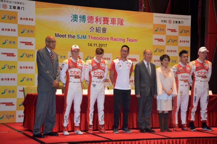 SJM Theodore Racing Team eyes another title