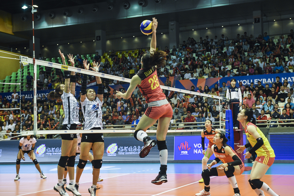 Captain Liu delivers as China See off Thailand