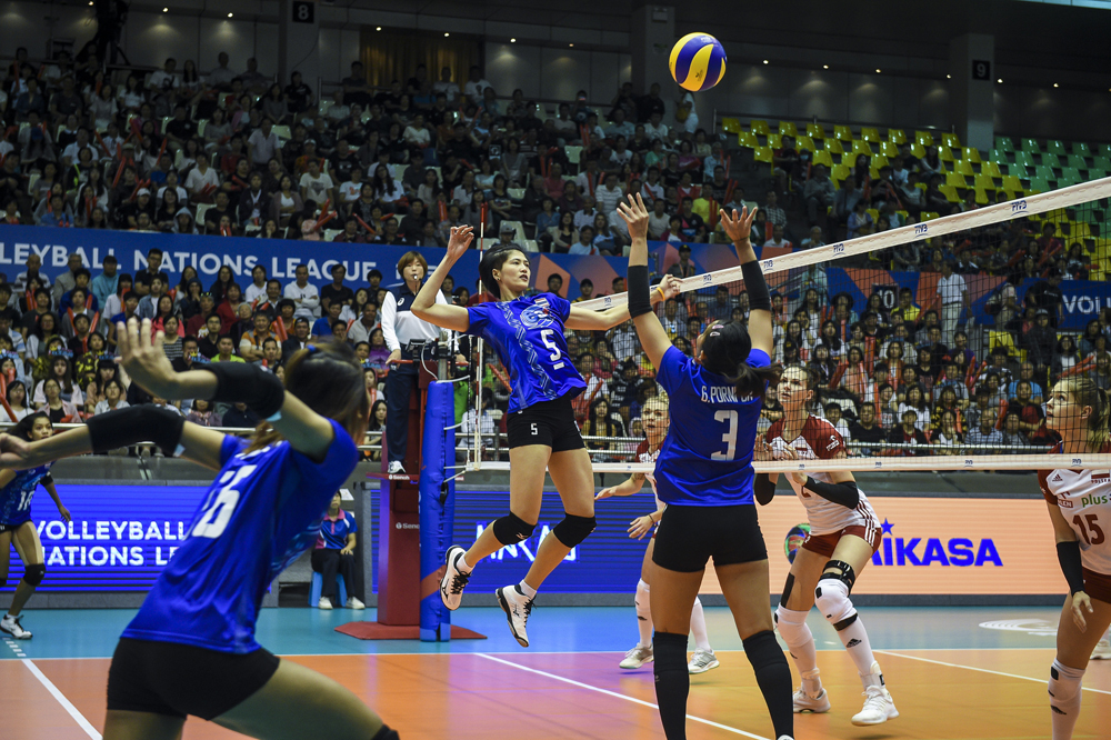 Chatchu-On Thrills as Thais deliver the goods against Poland