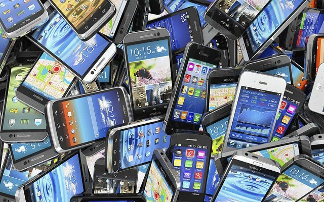 Mobile phone imports rise 93 pct in Jan-July