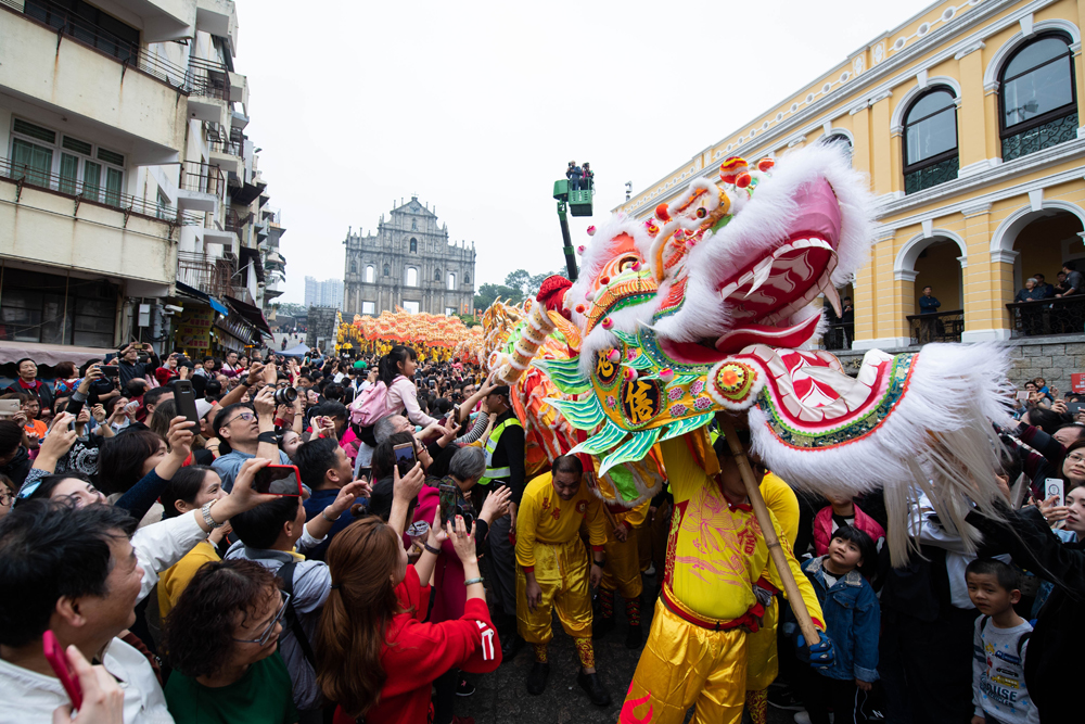 Record 1.2 million visit during CNY