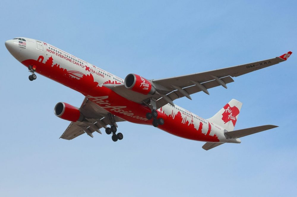 AirAsia waiting for government response to Macau base plan