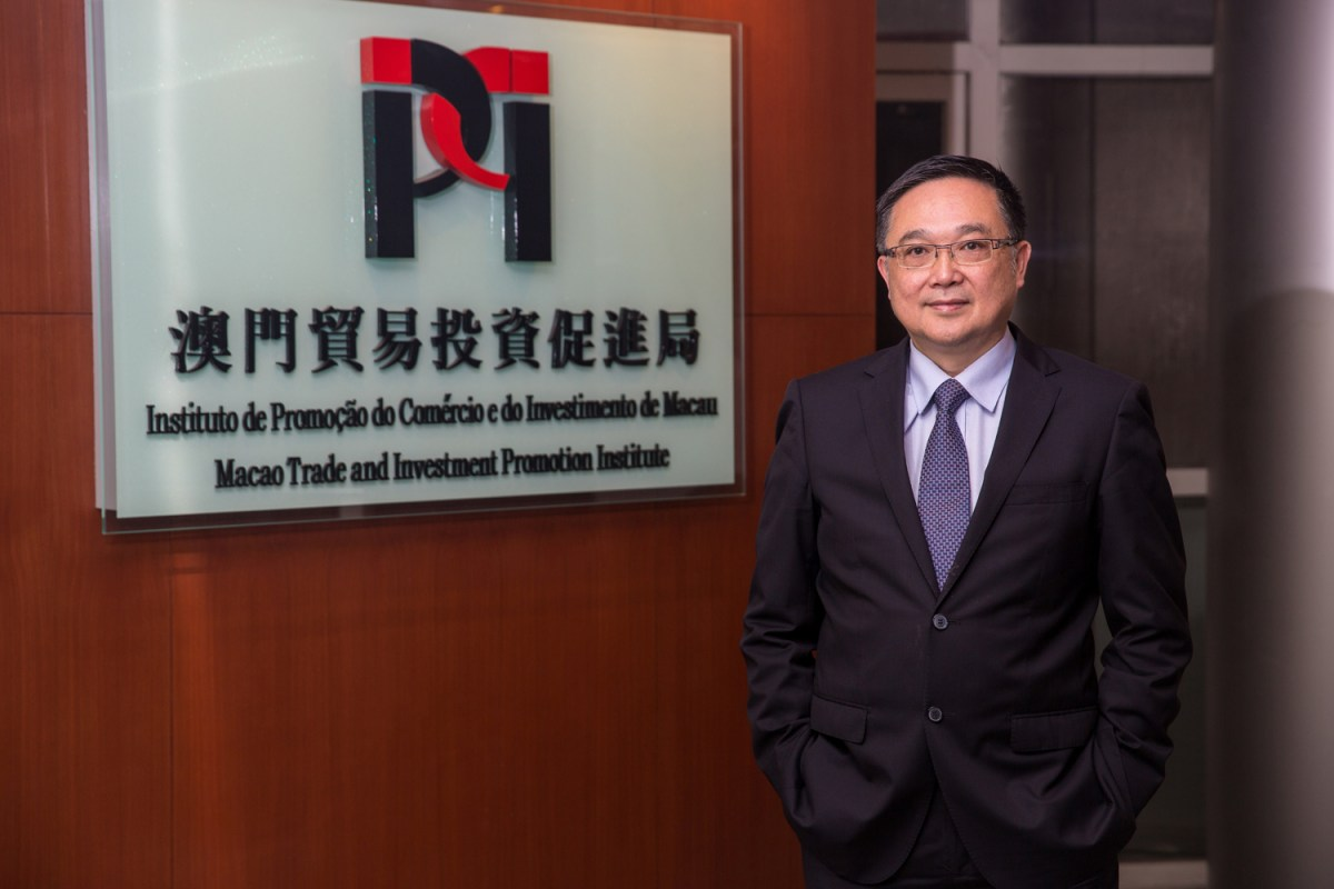 Jackson Chang, the former President of Macao Trade and Investment Promotion Institute, is detained