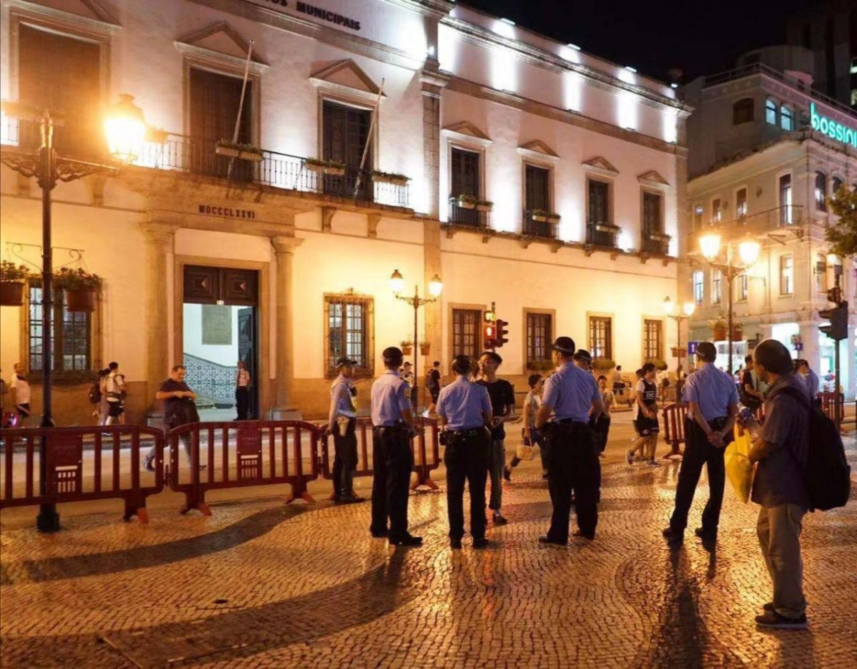 Police question 7 over banned assembly in main square