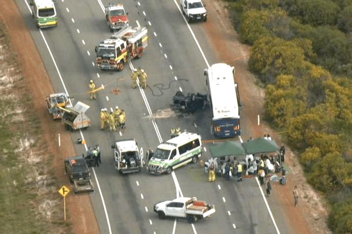 Police confirm PSP officer killed in Australian car crash