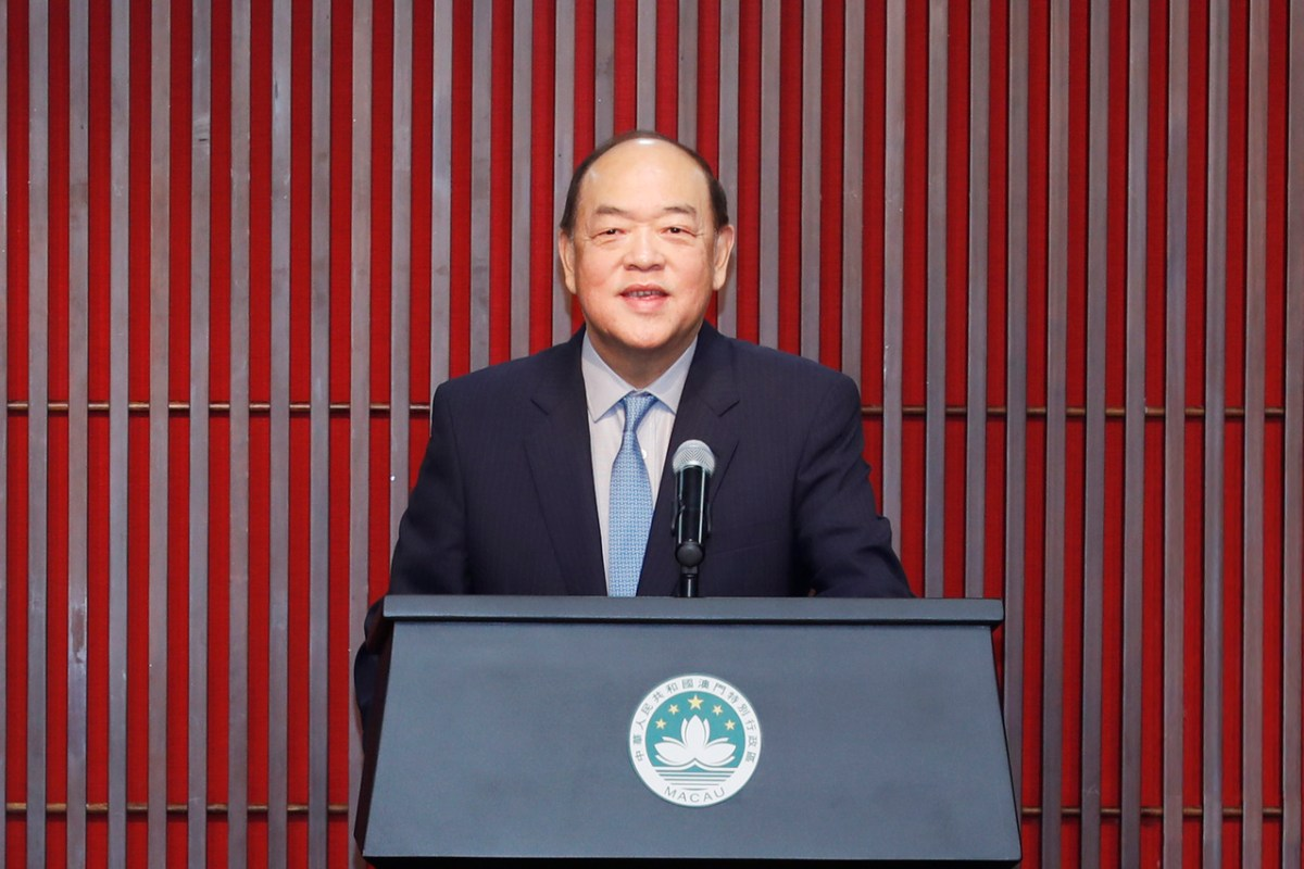 Ho vows Macau to continue 'One Country, Two Systems' with local characteristics