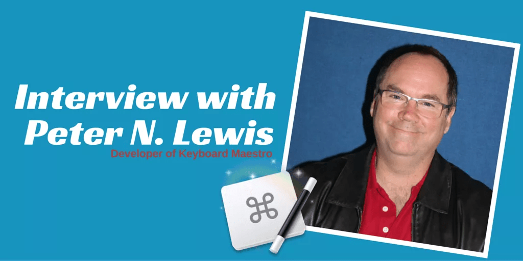 Interview with Peter N. Lewis