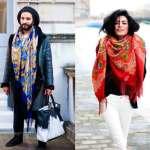 Monday inspiration: hippe manieren om een sjaal te binden