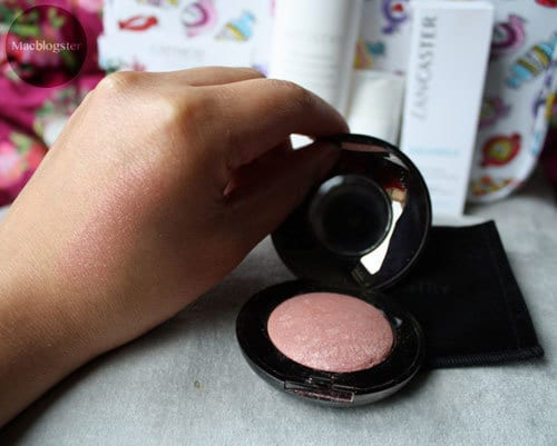 Artistry cheek colour soft rose