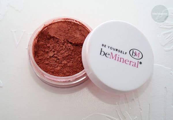 beMineral blush spice