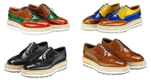 Fashion essentials: Prada Creeper shoes