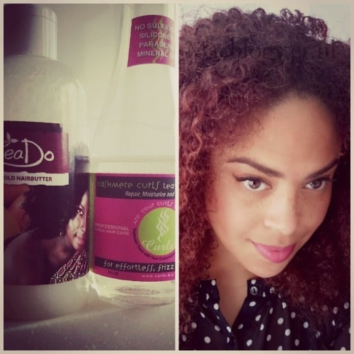 Sheado Hairbutter & Cashmere Curls