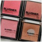 Budget Blush: I love H&M blushers