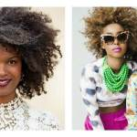 Monday inspiration: natural hair & style