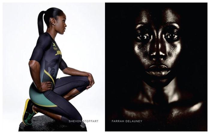 De rol van een huidskleur in Fotoboek Dark Girls